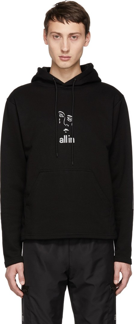 all in Black Jacknave Hoodie