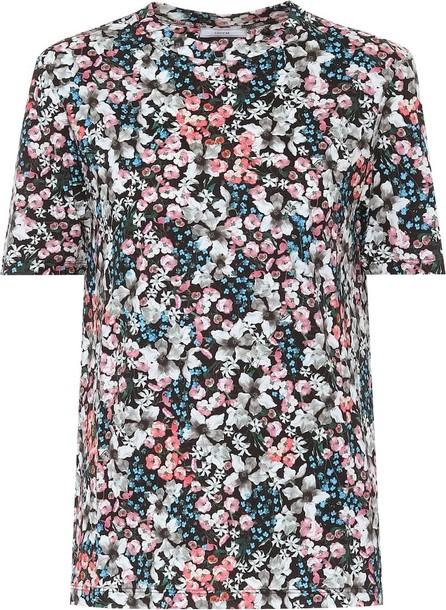 Erdem Hettie floral cotton-jersey T-shirt