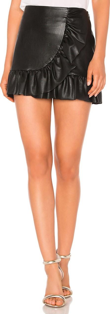 Amanda Uprichard x REVOLVE Wrap Ruffle Skirt