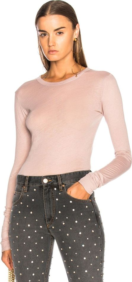 ENZA COSTA Bold Long Sleeve Top