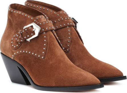 Givenchy Suede ankle boots