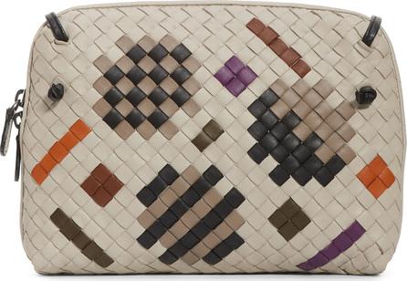 Bottega Veneta Nodini Leather Crossbody Bag