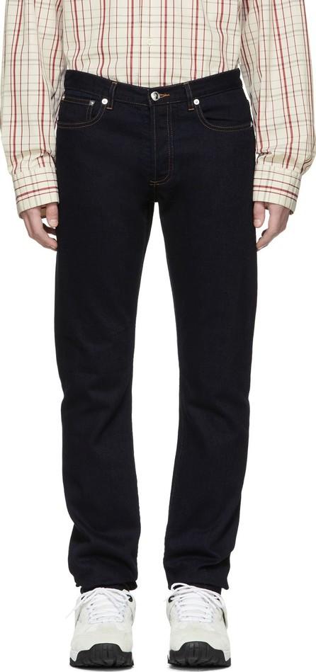 A.P.C. Indigo Petite Standard Jeans