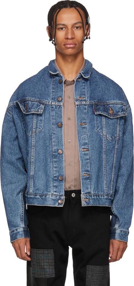Bless Blue Maryam Nassir Zadeh Edition Denim Jacket