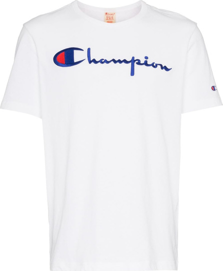 Champion Logo printed t shirt