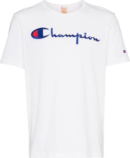 Champion Logo printed t shirt