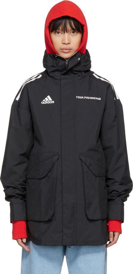 Gosha Rubchinskiy Black adidas Originals Edition Hardshell Coat