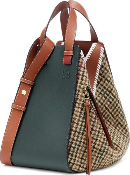 LOEWE Hammock Tweed Medium shoulder bag