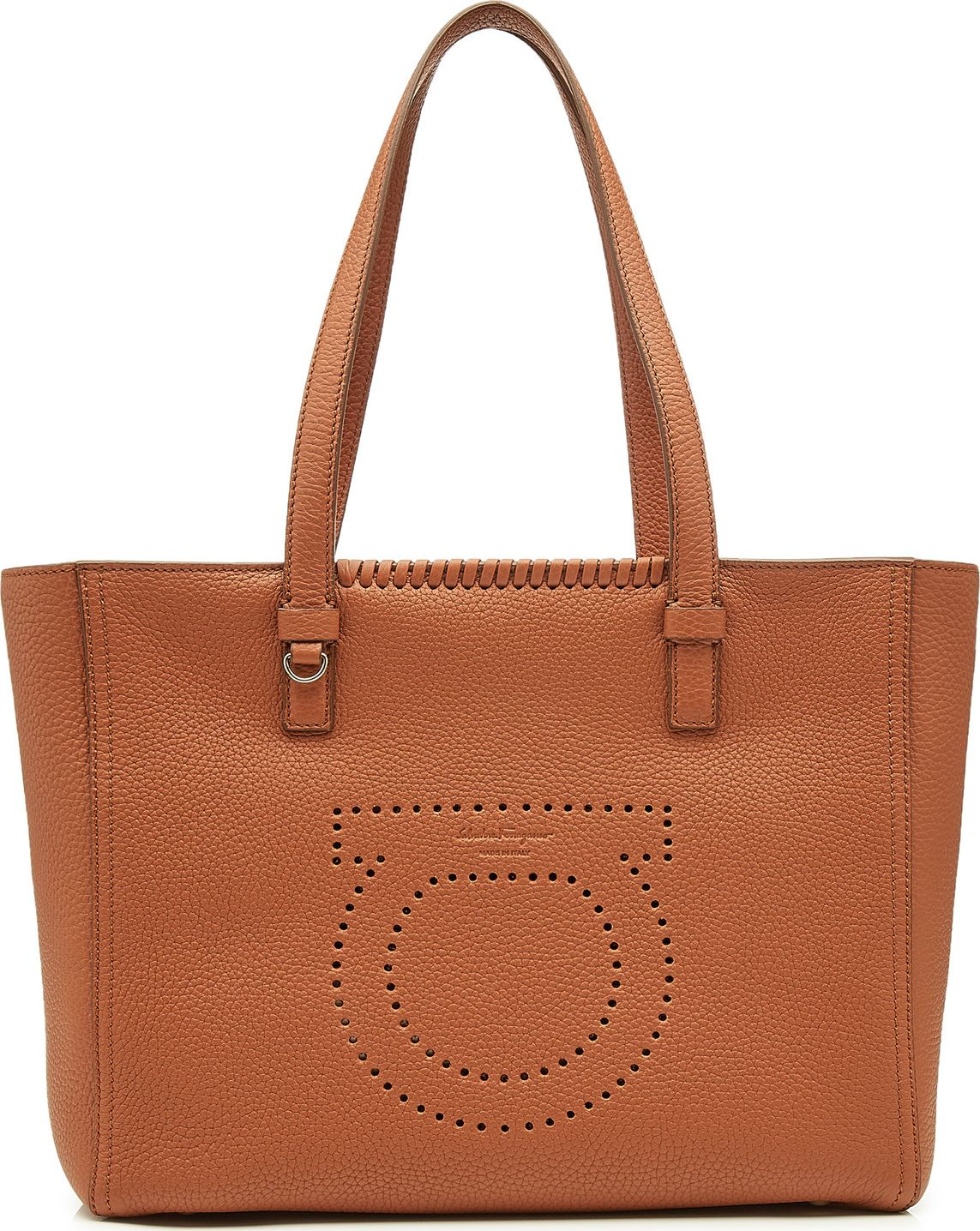 Salvatore Ferragamo - Leather Tote