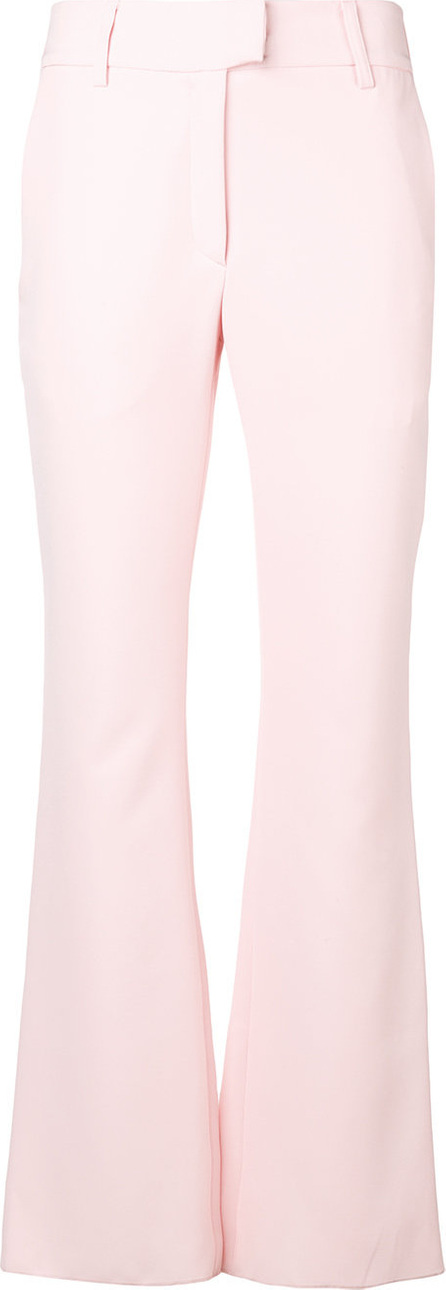 Delada Tailored straight leg trousers