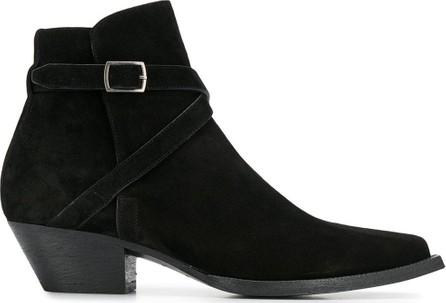 Saint Laurent Lukas chelsea boots