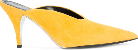 Calvin Klein 205W39NYC Pointed toe suede mule