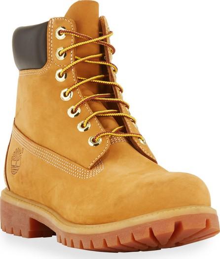 "Timberland 6"" Premium Waterproof Hiking Boots, Tan"