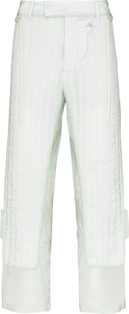 Craig Green Quilted panelled trousers