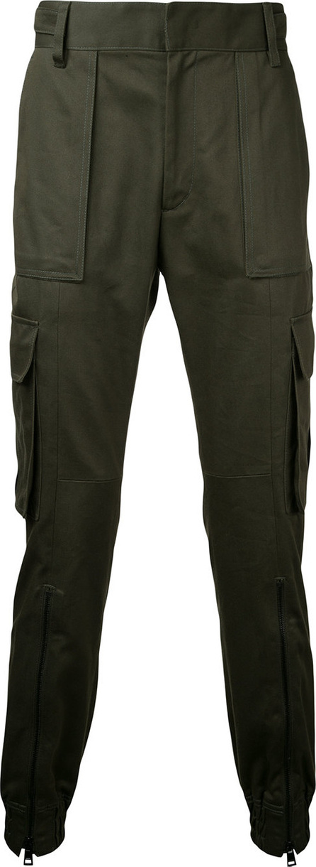 Juun.J Slim-fit cargo pants