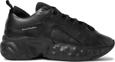 Acne Studios Rockaway Leather Sneakers