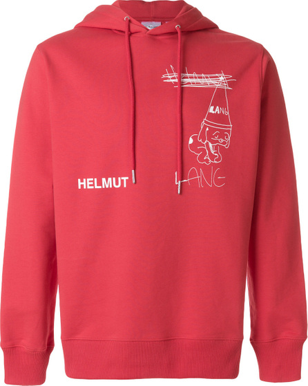 Helmut Lang Dog doogle hoodie