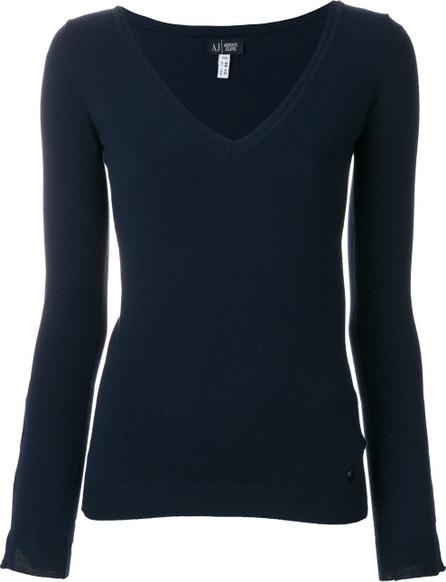 Armani Jeans V-neck jumper