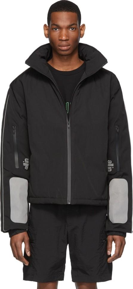 all in Black Astro Winter Jacket