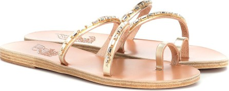 Ancient Greek Sandals Apli Katia leather sandals