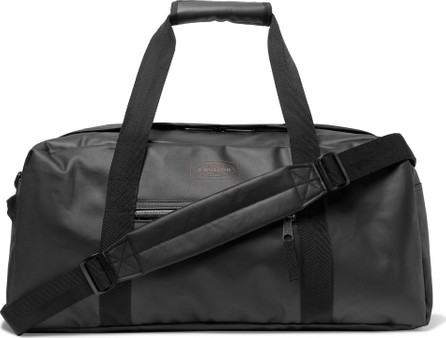 Eastpak Stand + Topped Waxed-Shell Duffle Bag