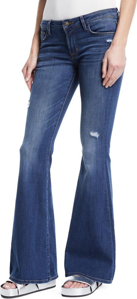 Hudson Mia Low-Rise Flared-Leg Jeans