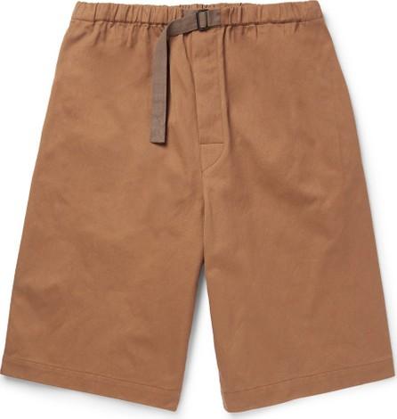 Dries Van Noten Cotton-Twill Shorts