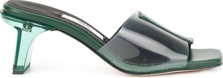 Miista Indira clear sandals