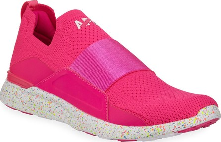 Athletic Propulsion Labs Techloom Bliss Knit Slip-On Running Sneakers