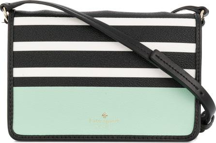 Kate Spade New York Stripe and colour block shoulder bag
