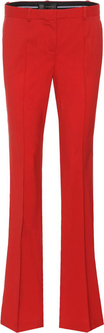 Versace Straight-leg trousers