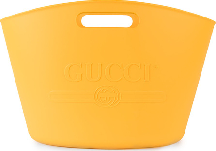 Gucci Gucci logo top handle tote