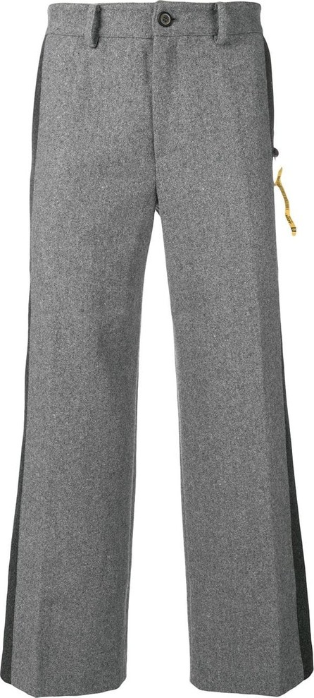 ADER error Casual cropped trousers