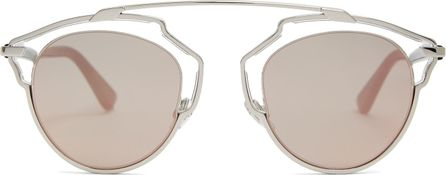 Dior So Real aviator sunglasses