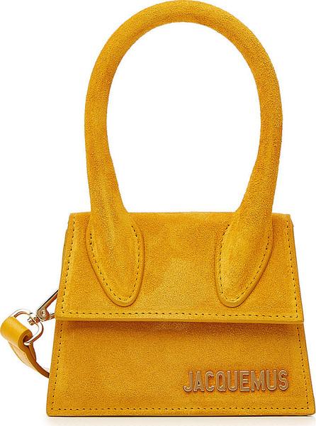 Jacquemus Mini Chiquito Suede Shoulder Bag