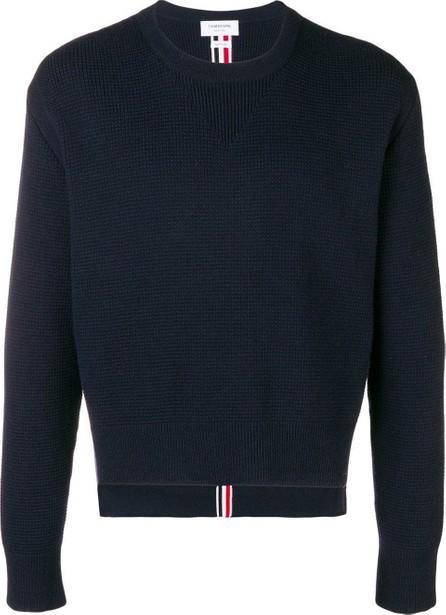 Thom Browne Intarsia sweater