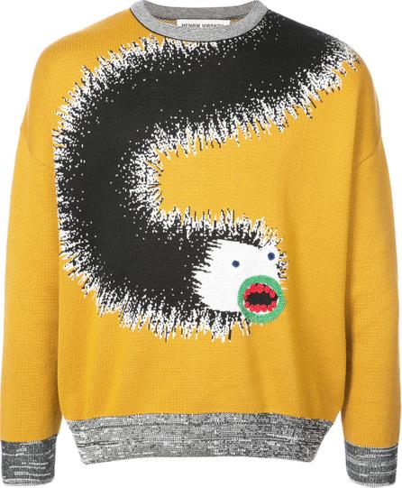 Henrik Vibskov Monster knit sweater