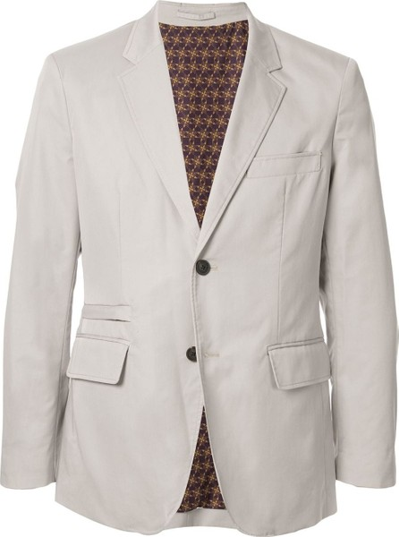 Kent and Curwen Single-breasted blazer