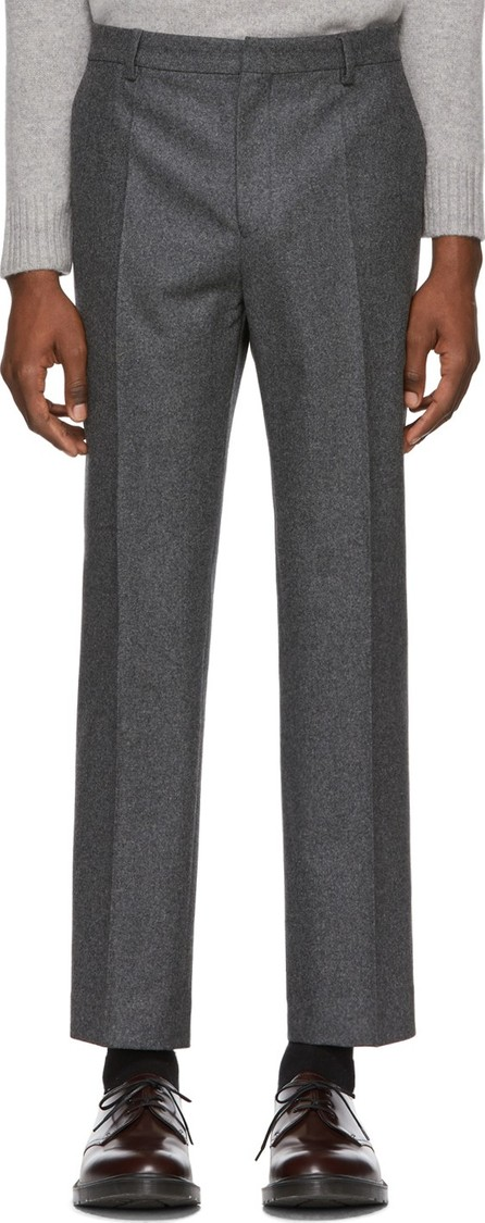 Harmony Grey Peter Trousers