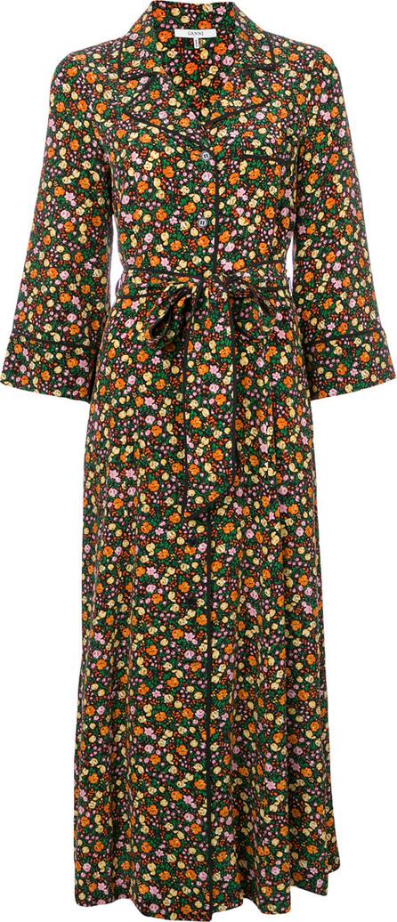 Ganni Joyce floral print dress