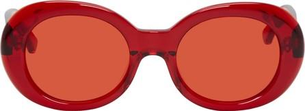 Ambush Red Kurt Sunglasses