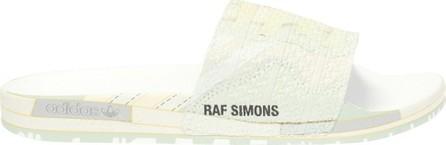 Adidas By Raf Simons adidas x Raf Simons peach adilette slides