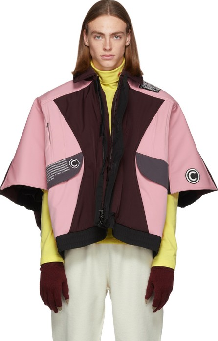 Colmar A.G.E. By Shayne Oliver Pink Wide Shayne Vest
