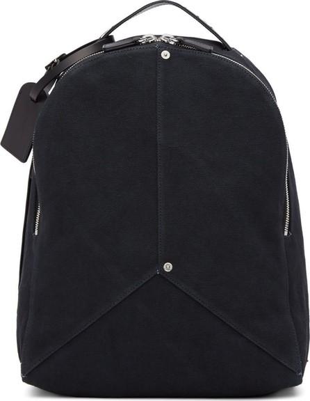 DSQUARED2 Black Canvas Backpack