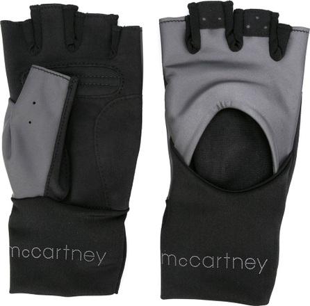 Adidas By Stella McCartney fingerless gloves
