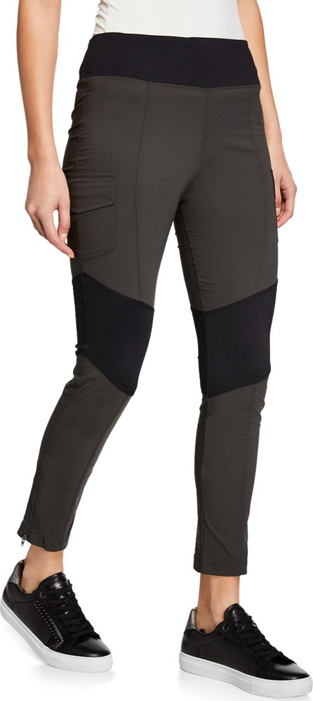 Anatomie Andrea Contrast Panel Leggings