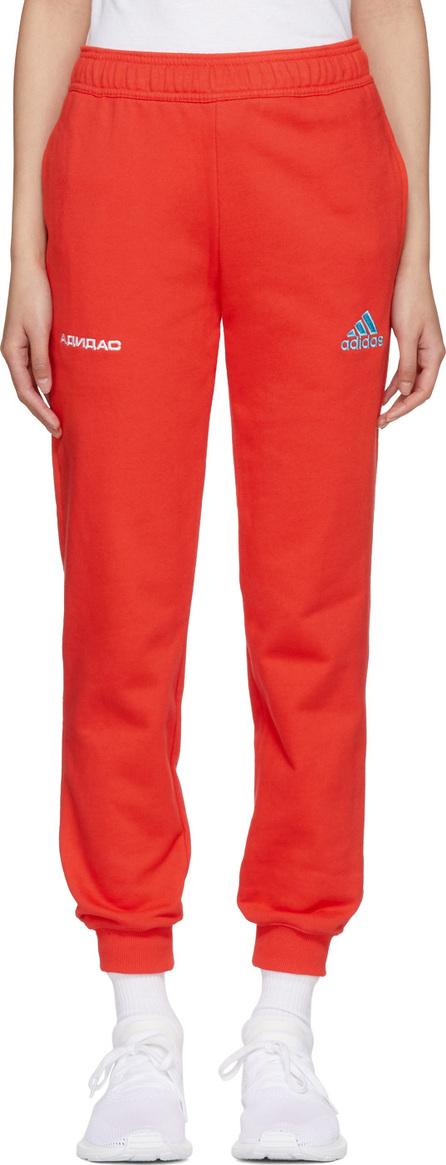 Gosha Rubchinskiy Red adidas Originals Edition Logo Lounge Pants