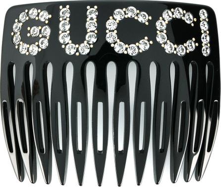 Gucci Logo hairclip