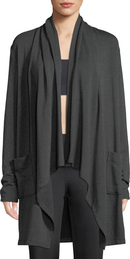 Beyond Yoga Everyday Draped Open-Front Cardigan