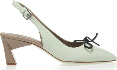 Marni Tie Front Slingback